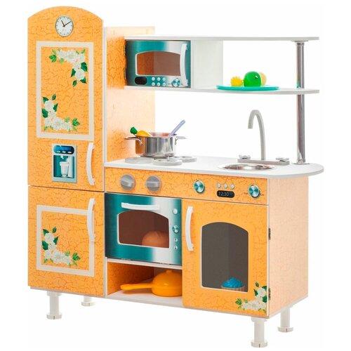 Кухня PAREMO PK218 оранжевый