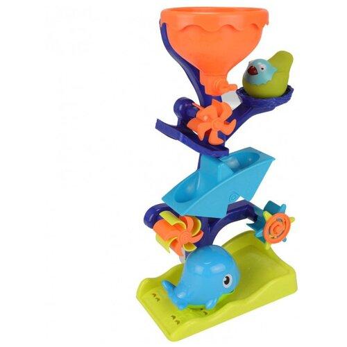 Игрушка для ванной: мельница, 25х11,5х33,5 см