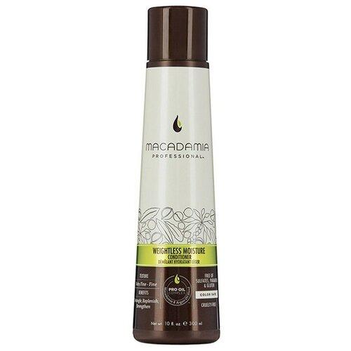 Macadamia кондиционер увлажняющий для тонких волос Weightless Moisture Conditioner, 300 мл недорого