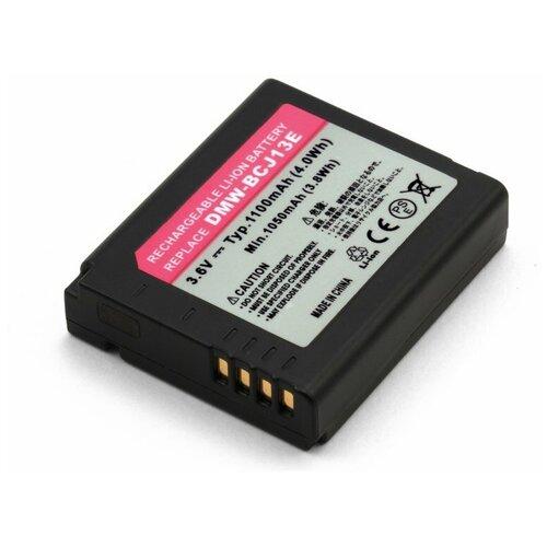 Фото - Аккумулятор для Leica BP-DC10, Panasonic DMW-BCJ13, DMW-BCJ13E аккумулятор panasonic dmw blc12e для fz1000 fz300 g5 g6 gh2 fz200 gx8