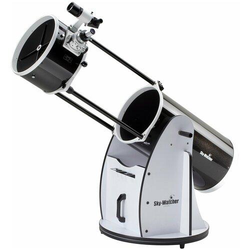 Фото - Телескоп Sky-Watcher Dob 12 (300/1500) Retractable черный/белый телескоп sky watcher skymax bk mak90eq1 настольный