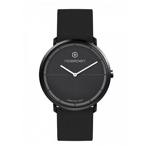 Смарт-часы Noerden гибридные LIFE2 черные