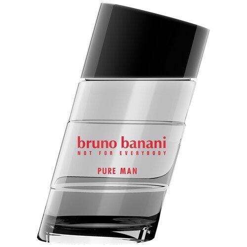 Туалетная вода Bruno Banani Pure Man, 50 мл недорого