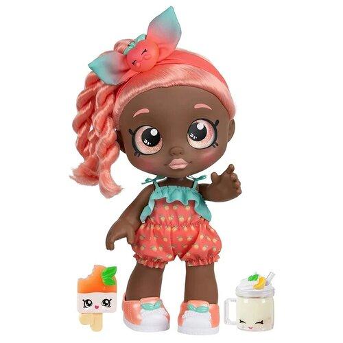 Кукла Kindi Kids Snack Summer Peaches Кинди Кидс Летний персик