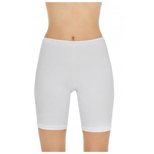 Pompea Трусы панталоны с высокой талией Ingrosso P1/28, размер 3XL (7), белый