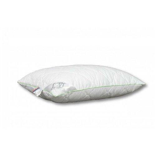 Подушка АльВиТек Алоэ-Люкс (ПСАЛ-070) 68 х 68 см белый подушка альвитек лён плн 070 68