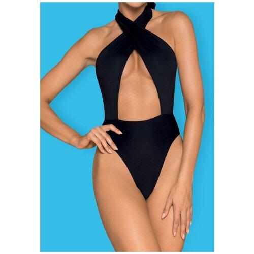 Obsessive Слитный женский купальник Acantila, черный, L