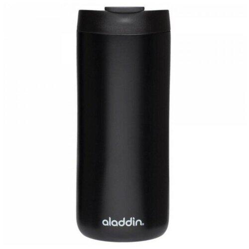 Термокружка Aladdin Flip & Seal Vacuum Mug SS, 0.35 л черный