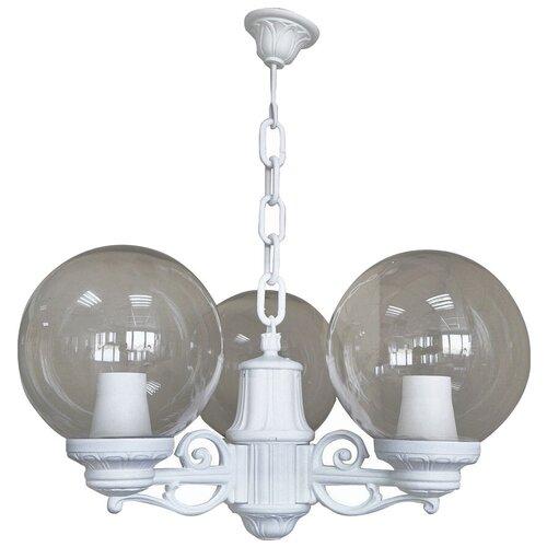 Fumagalli Светильник уличный подвесной Globe 250 G25.120.S30.WZE27