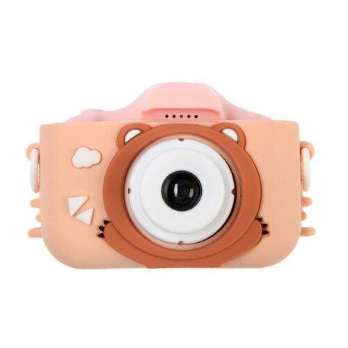 "Фотоаппарат Сима-ленд Cartoon Digital Camera Bear ""Мишка"" розовый"