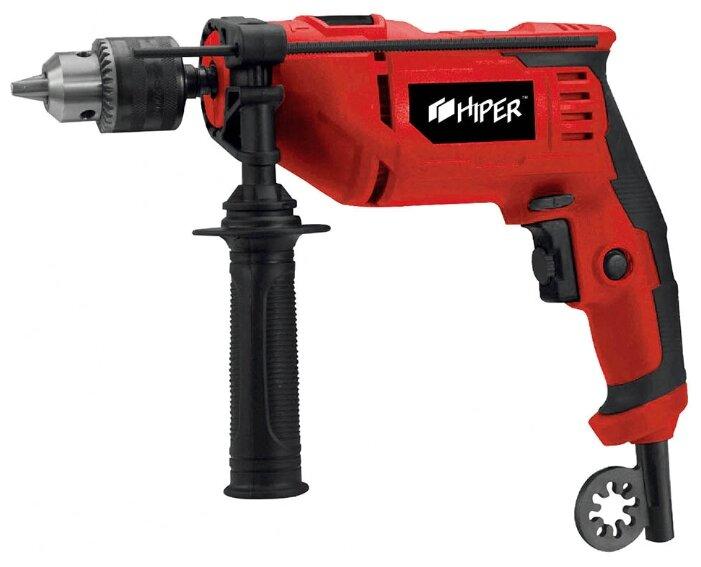 Дрель ударная HIPER HID680A 680 Вт