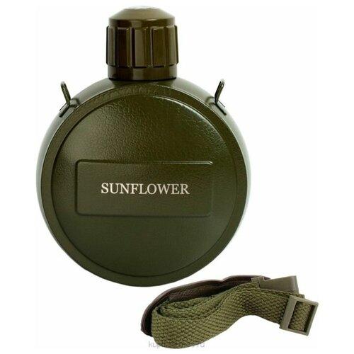 Термос-фляга Sunflower SVF-800, 0.8 л зеленый