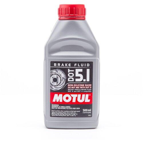 Тормозная жидкость Motul DOT5.1 0.5 л