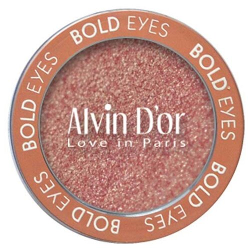 Купить Alvin D'or Тени для век Bold eyes AES-19 терракотовое золото
