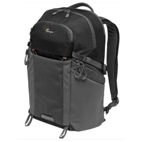Фото - Рюкзак Lowepro Photo Active BP 300 AW серый черный фоторюкзак taveller 300 grey небольшой рюкзак для фототехники серый