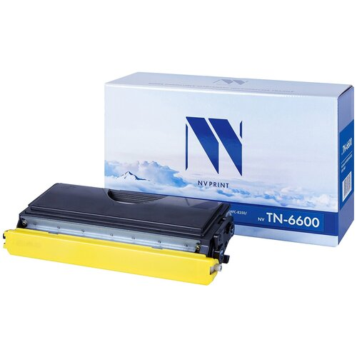 Картридж NV Print TN-6600 для Brother, совместимый