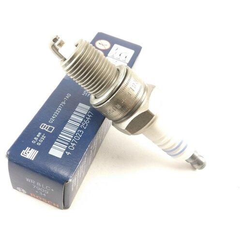 Свеча зажигания Bosch WR8LC 1 шт.