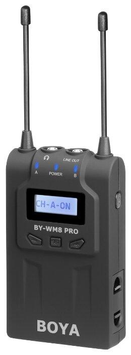 Приемник для радиосистемы BOYA BY-RX8PRO