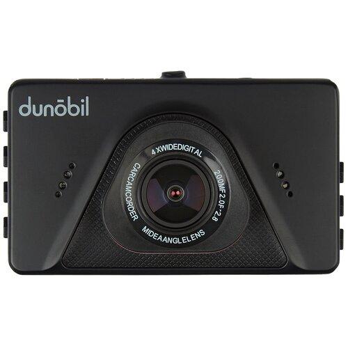 Видеорегистратор Dunobil Sol Duo, 2 камеры, черный