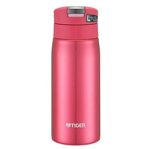 Термокружка TIGER MCX-A351, 0.35 л opera pink