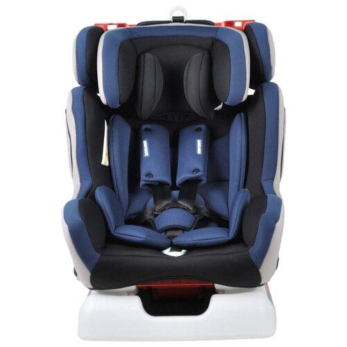 Автокресло группа 0/1/2/3 (до 36 кг) Farfello Х30, blue/black автокресло группа 1 2 3 9 36 кг little car ally с перфорацией черный