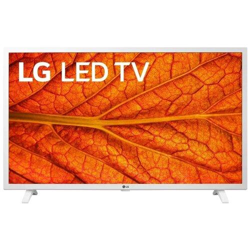Фото - Телевизор LG 32LM638BPLC 31.5 (2021), белый телевизор lg 32lm6380plc 32 2021 белый