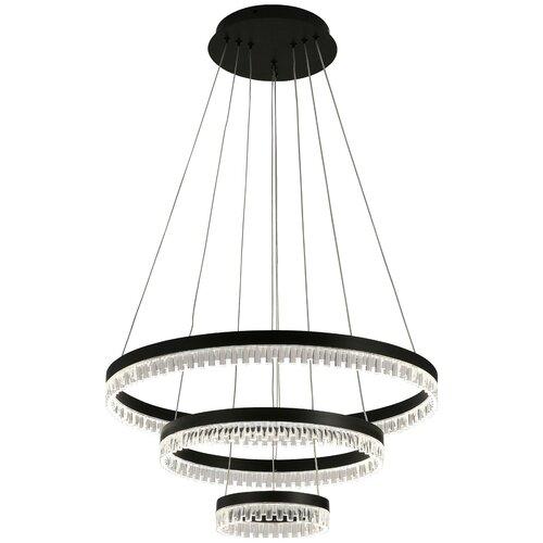 Люстра светодиодная ST Luce Silita SL1603.403.03, LED, 72 Вт