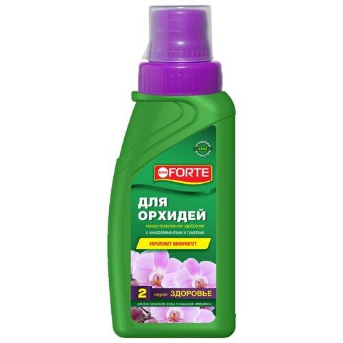 Фото - Удобрение жидкое BONA FORTE серия здоровье, для орхидей 285 мл субстрат bona forte для орхидей 1l bf29010191