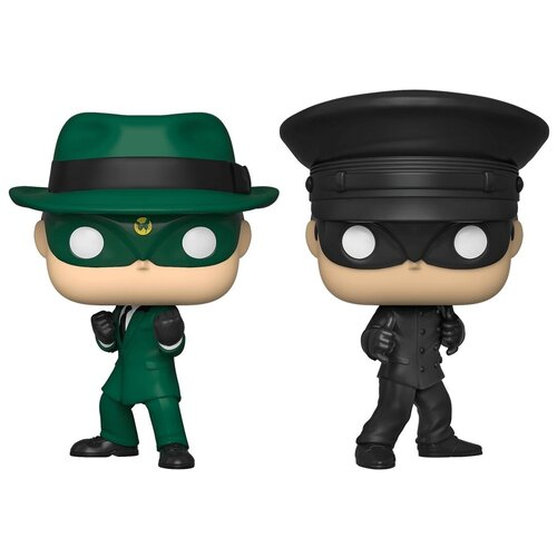 Фигурки Funko POP! Зеленый Шершень: Зеленый Шершень и Като 43357