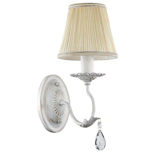 где купить Настенный светильник FREYA Susie FR3403-WL-01-WG, E14, 60 Вт дешево