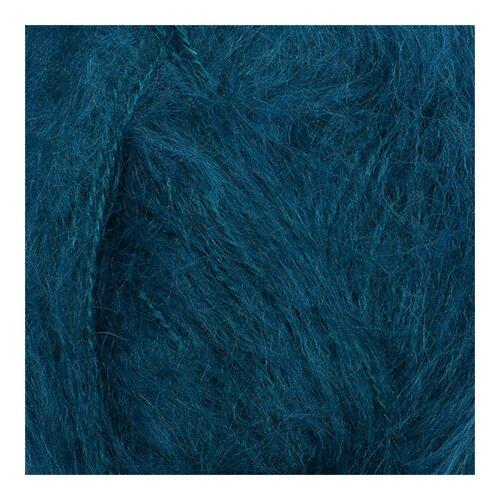 Купить Пряжа для вязания Ализе Mohair classic NEW (25% мохер, 24% шерсть, 51% акрил) 5х100г/200м цв.646 т.бирюзовый, Alize