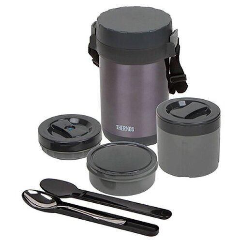 Термос для еды Thermos JBG-1800, 1.8 л черный