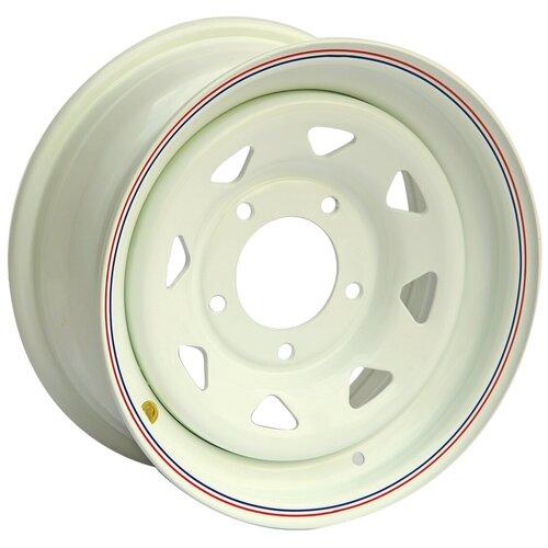 Колесный диск OFF-ROAD Wheels 1670-53910WH-0A17 7х16/5х139.7 D110 ET0 колесный диск neo wheels 649 7х16 5х112 d57 1 et50 9 2 кг s