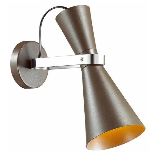 Фото - Настенный светильник Lumion Quinn 4417/1W, 60 Вт настенный светильник lumion casetta 3126 1w 60 вт