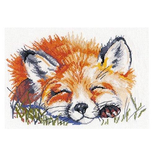 Купить Овен Набор для вышивания Рыжая 24 х 16 см (1133), Наборы для вышивания