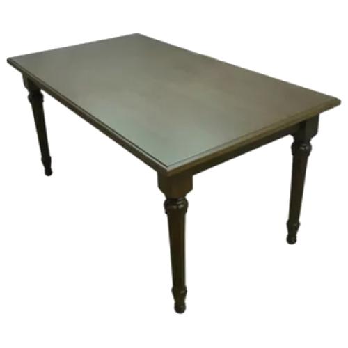 стол раскладной kingcamp bamboo table s kc3935 серый металлик 60 х 45 х 59 см Стол кухонный Мебелик Жерар, раскладной, ДхШ: 120 х 80 см, орех