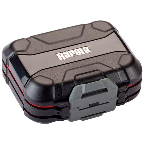 Коробка для приманок для рыбалки Rapala Jig Box S 12х10х5 см черный