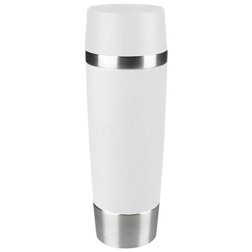 Фото - Термокружка EMSA Travel Mug Grande, 0.5 л белый термокружка emsa travel mug grande 0 5 л красный