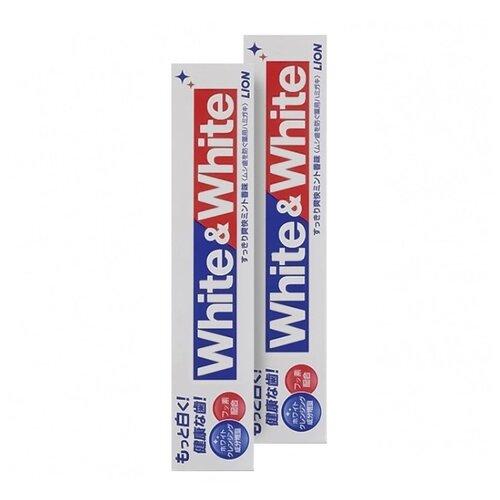 Купить Зубная паста Lion White & White, 150 г, 2 шт.