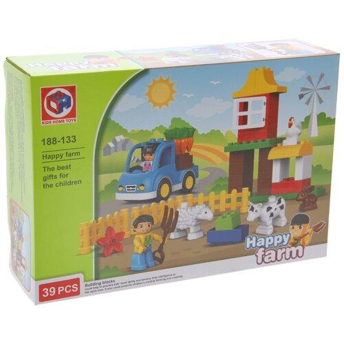 Конструктор Kids home toys Happy Farm 188-133 конструктор kids home toys happy farm 188 133