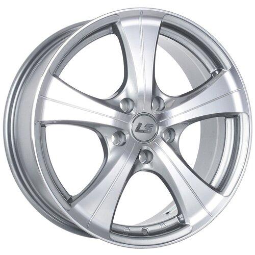 Фото - Колесный диск LS Wheels LS202 7х16/4х100 D73.1 ET40, SF колесный диск pdw wheels 2020 7 5х17 4х100 d60 1 et32 m s