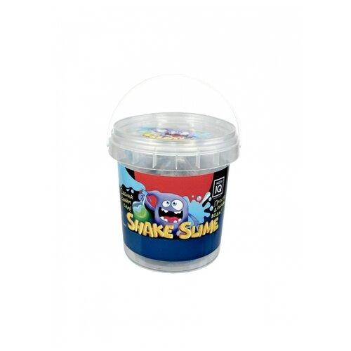Слайм Master IQ Shake Slime, голубой