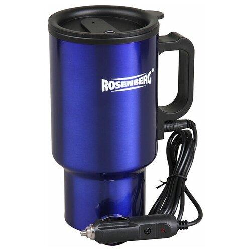 Термокружка ROSENBERG RSS-415101/2, 0.48 л синий