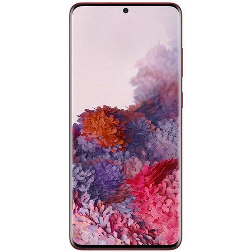 Смартфон Samsung Galaxy S20+ красный