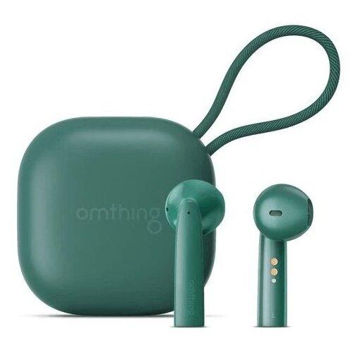 Беспроводные наушники 1MORE AirFree Pods EO005, green наушники беспроводные 1more omthing airfree pods true wireless headphones black eo005 black
