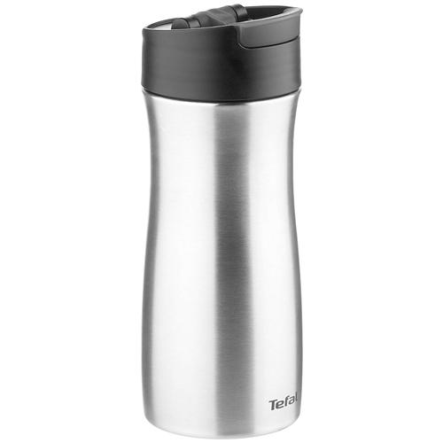 Термокружка Tefal Coffee to Go, 0.3 л серый