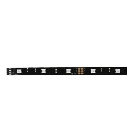 Светодиодная лента Paulmann LED ECO Stripe RGB 3.6W Schwarz, 0.5 м