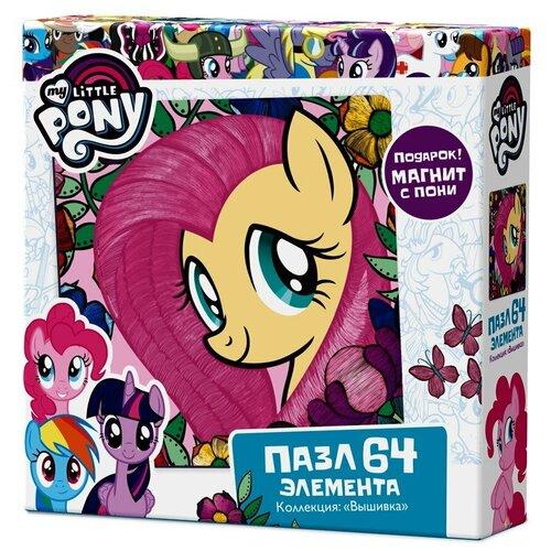 Купить Пазл Origami My little pony Флаттершай (03418), 64 дет., Пазлы