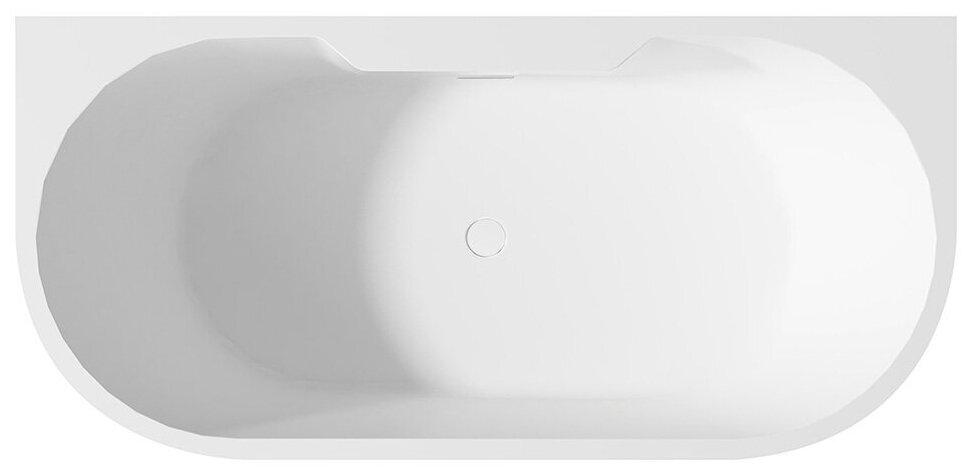 Ванна Abber AB9296-1.7 170х80 акрил — купить по выгодной цене на Яндекс.Маркете