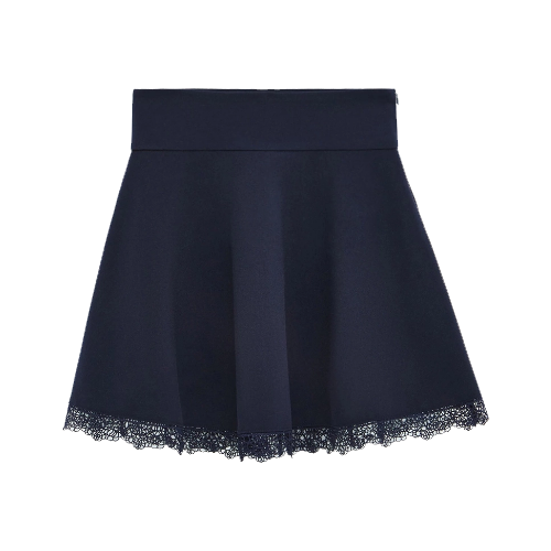 Фото - Юбка Acoola размер 134, темно-синий юбка acoola размер 134 ассорти